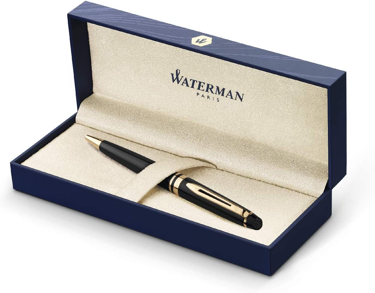 Waterman Ballpoint Pen with case
