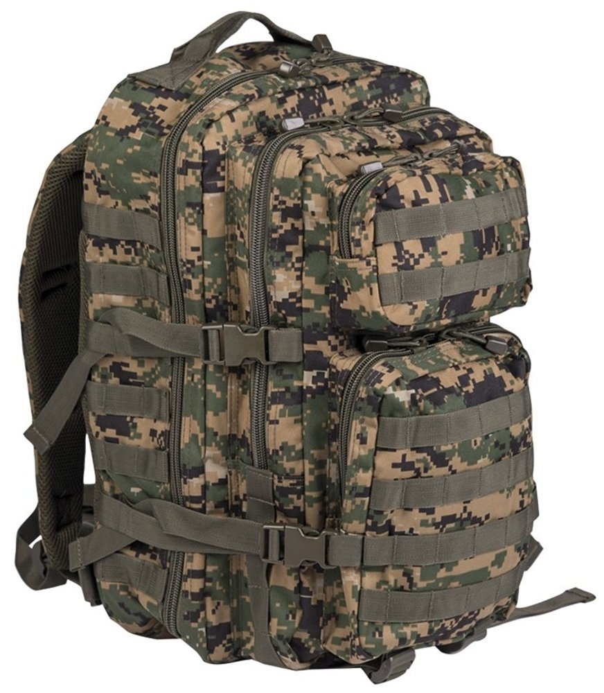Mil-Tec - Zaino US Assault Pack DR-Sicherheitssysteme 14002002
