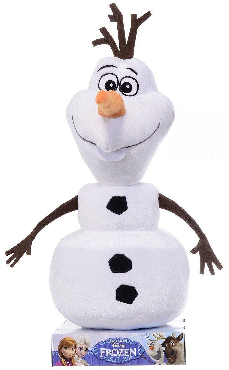 La Reine des Neiges Olaf le bonhomme de neige disney peluche figurine 65 cm GRANDE XXL Frozen peluche en peluche: Amazon.es: Juguetes y juegos