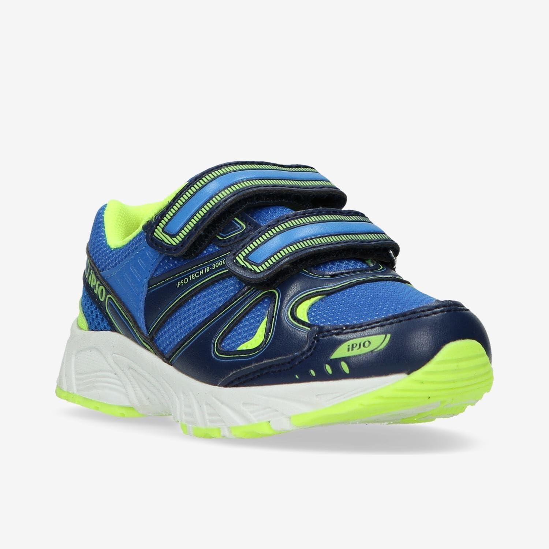 Zapatillas Running IPSO TECH 3000 Azul Niño (22-27) (Talla: 27): Amazon.es: Deportes y aire libre