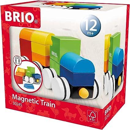 Brio Magnetische Houten Trein 30245 Amazon Nl
