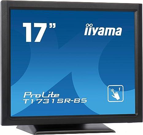 iiyama Prolite T1731SR-B5 - Monitor (43,2 cm (17