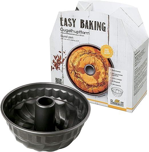 25/cm Metal Gris Birkmann Premium Molde de Horno