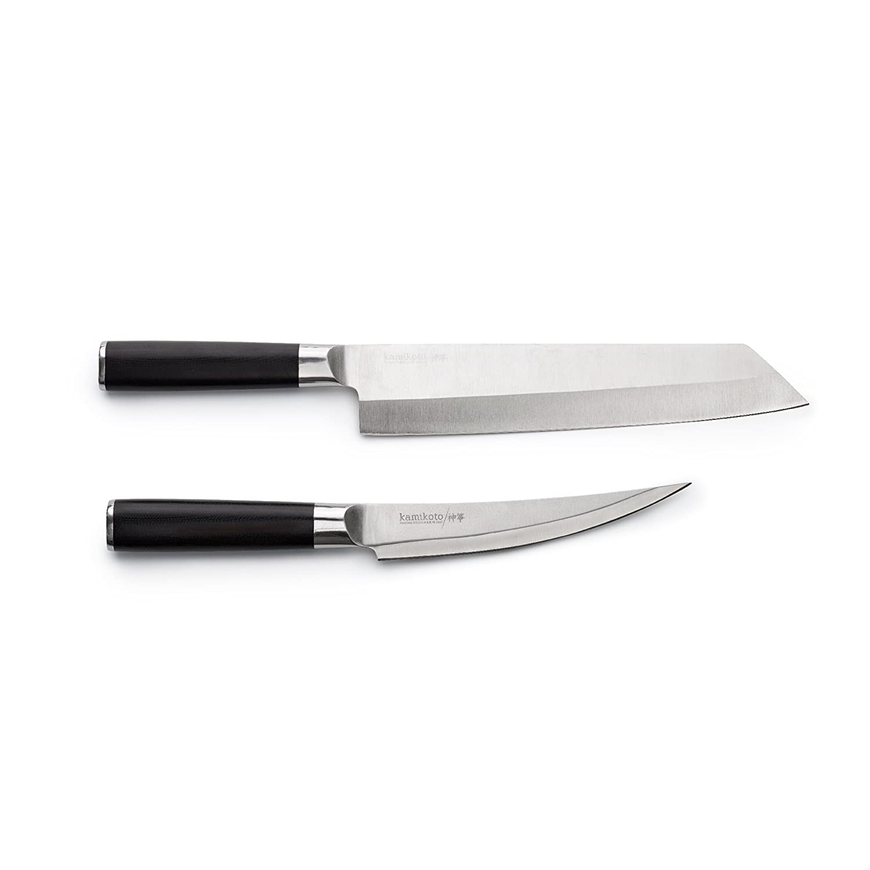 Amazon.com: kamikoto kensei Juego de cuchillos: Sports ...