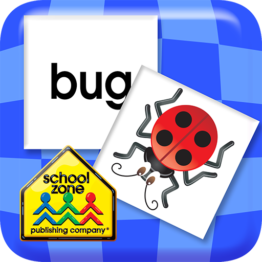 Memory Match - An Educational Game from School Zone -