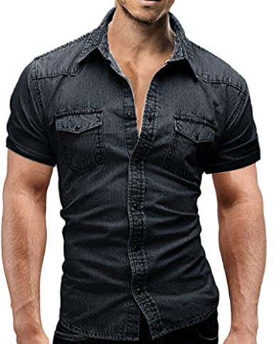 Whitive Men Essential Design Graphic Slim Fit Western Tank Jersey