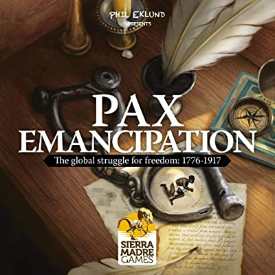 Pax Emancipation: Toys & Games