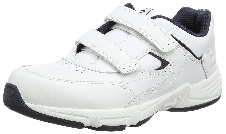 Start Rite Meteor, Chaussures Multisport Indoor Mixte Enfant, Blanc, 43 EU Start-rite 6283