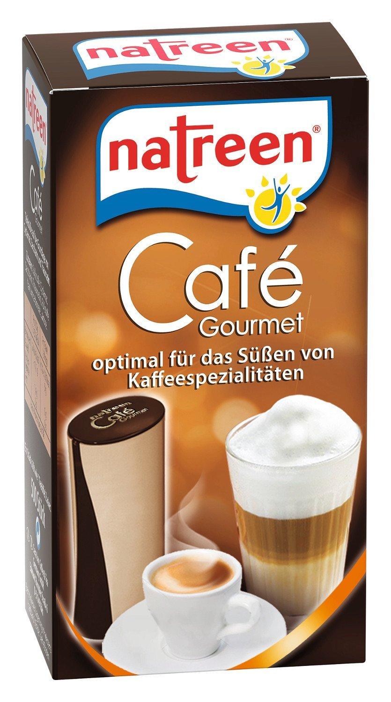 6er Pack 6 x 34 g Natreen Feine Süße Café Gourmet 500er