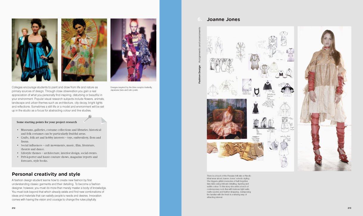fashion design portfolio laurence king sue jenkyn jones 9781856696197 amazoncom books - Fashion Design Ideas