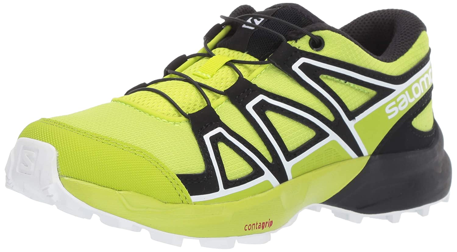 the latest 15430 d1ca6 Amazon.com   Salomon Unisex-Kid s Speedcross J Trail Running Shoe   Athletic