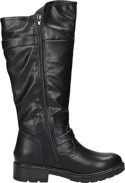 Young Spirit 39002 Damen Stiefel: : Schuhe