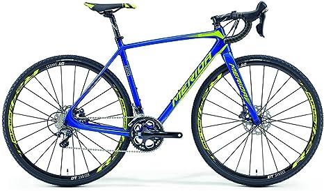 Merida Cyclo Cross 6000 - Bicicletas ciclocross - amarillo/azul ...