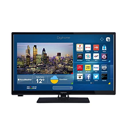 digihome 24273sfvpt2hd black 24inch hd ready smart led amazon co uk rh amazon co uk digihome 49 tv manual digihome tv remote manual