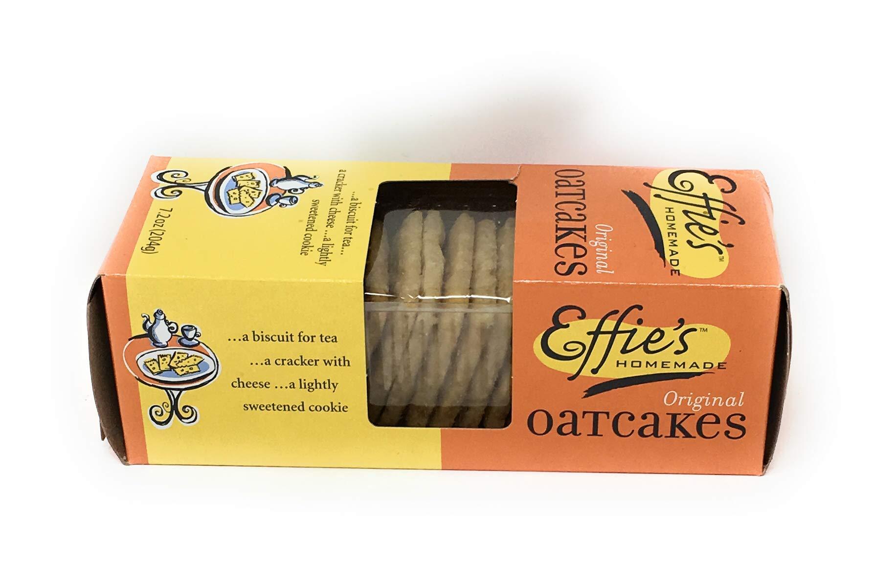 Effies Homemade, Oatcakes, 1.2 Ounce