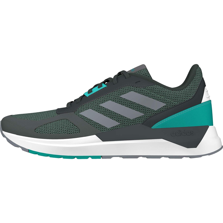 gris (Gricin gris Agalre 0) adidas Run80s, Chaussures de Running Homme 42 2 3 EU
