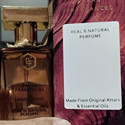 Buy Parag Fragrances Real Natural And Long Lasting Perfume For Men Sandalwood Online At Low Prices In India Amazon In
