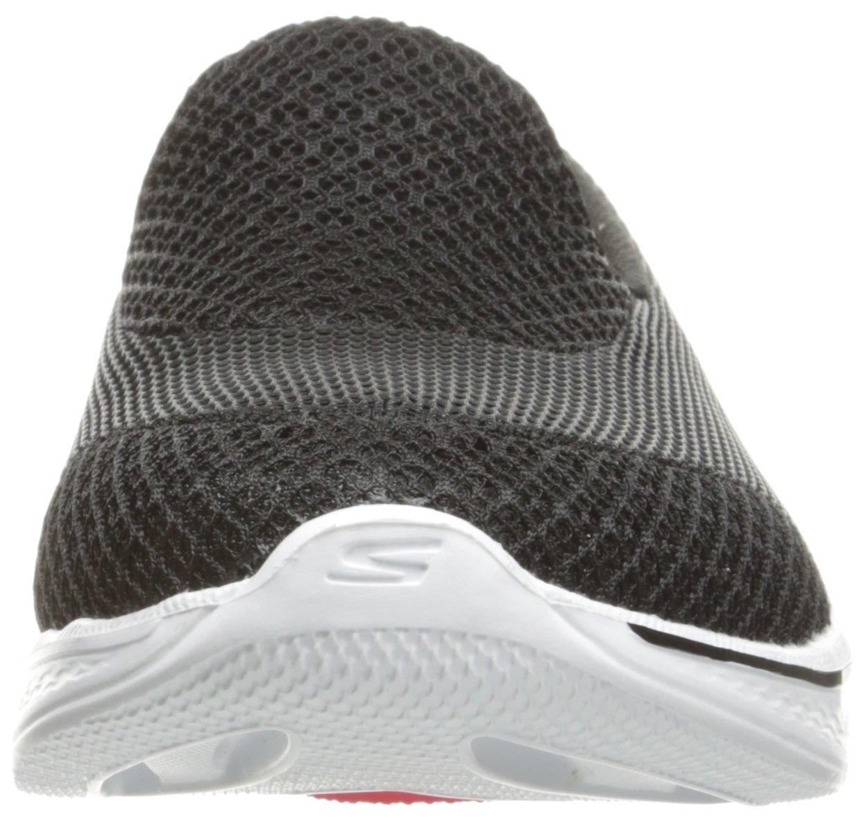 Skechers Performance Women's Go Walk 4 Propel Walking Shoe B01IIZ98O2 6 B(M) US|Black/White