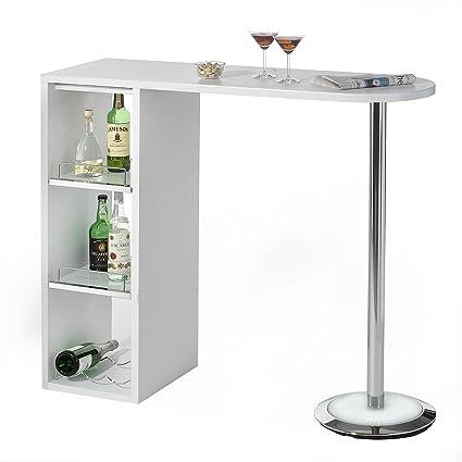 Bar Mesa Bar mostrador pie mesa cocina mostrador Bistro Mesa ...