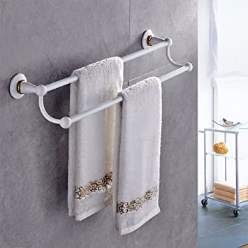 auralum portasciugamani asciugamano mensole da muro per bagno porta asciugamani accessori