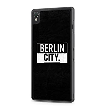 Berlin City Sony Xperia Z1 Carcasa Cover Case Carcasa ...