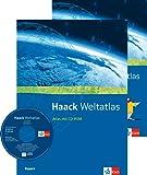 Haack Weltatlas für Sekundarstufe I und II / Ausgabe für Bayern mit CD-ROM und Arbeitsheft Kartenlesen
