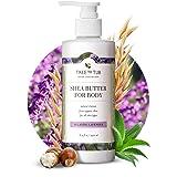 Moisturizing Body Lotion for Dry Skin by Tree To Tub - pH 5.5 Balanced Sensitive Skin Lavender Lotion for Men & Women, Light,