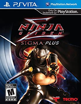 Halifax Ninja Gaiden Sigma Plus, PS Vita: Amazon.es: Electrónica