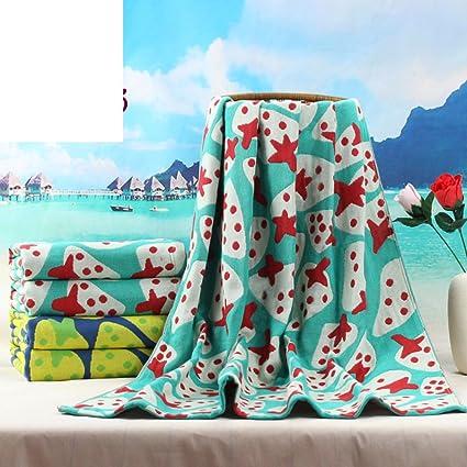 algodón doble velo toalla/Señoras adulto fresales lindas y toallas de los niños/ toalla