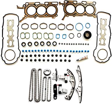 Valve Cover Gasket Fits 07-12 Ford Edge Flex Fusion Lincoln MKT Mazda 3.5 3.7