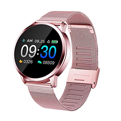 Amazon.com: Reloj inteligente con Bluetooth, para mujer ...