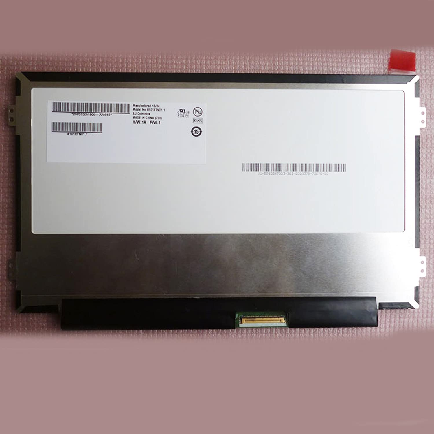 """10.1/"""" Laptop LCD Screen LED Display B101XTN01.1 For Asus 1015E-DS01 1015E-DS03"""
