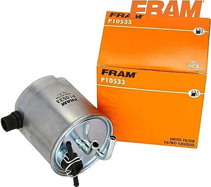 PURFLUX FCS758 Filtri Gasolio
