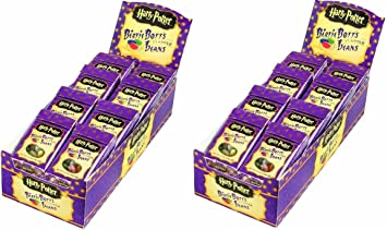 Bertie Botts Every Flavour Beans – Caja de 293 ml – Estuche ...