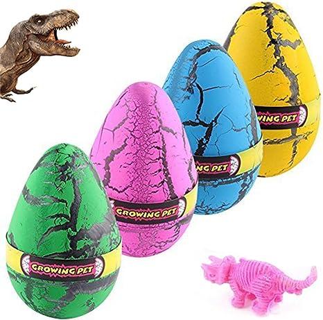Magic Hatching Dinosaur Egg Growing In Water pets Children Kids Gift Toy Anim Lp