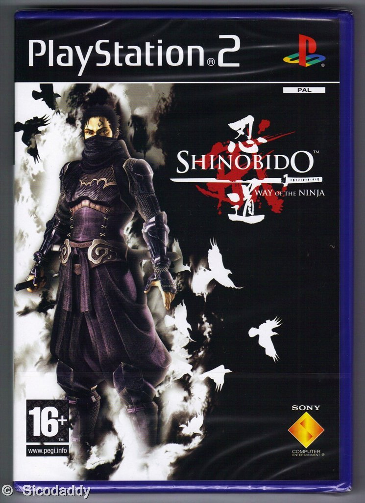 Shinobido: Way of the Ninja (PS2) [Importación Inglesa ...