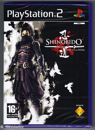 Shinobido: Way of the Ninja (PS2) [Importación Inglesa ...