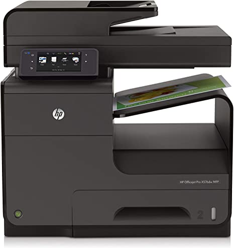 Amazon.com: Impresora de oficina HP OfficeJet Pro X576dw con ...