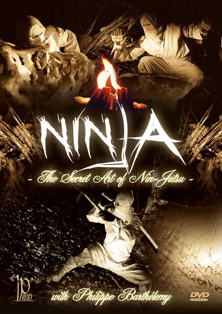 Amazon.com: Ninja - The Secret Art of Nin-Jutsu with ...