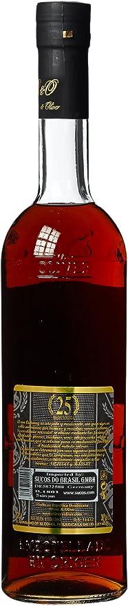 Ron Cubaney TESORO 25 Años Solera 38% - 700 ml in Giftbox