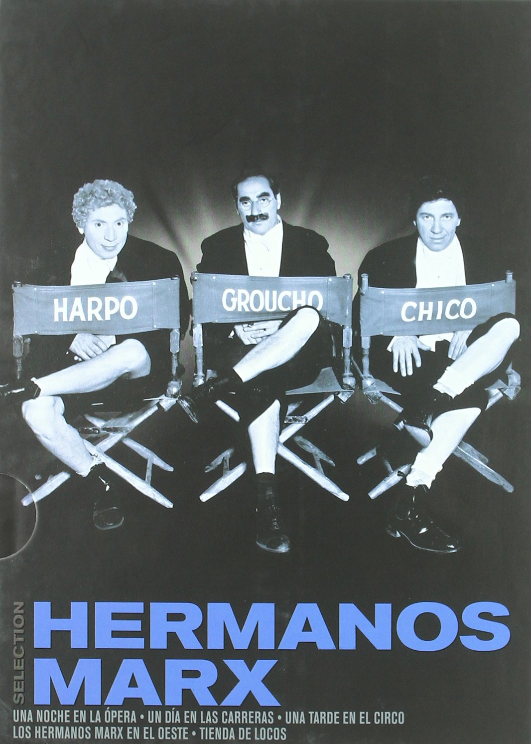 Hermanos Marx: Essential Collections [DVD]: Amazon.es: Groucho ...