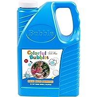 Lulu Home Bubble Concentrated Solution, 1 L/ 33.8 OZ Bubble Refill Solution for Kids Graduation Parties, Bubble Machine…