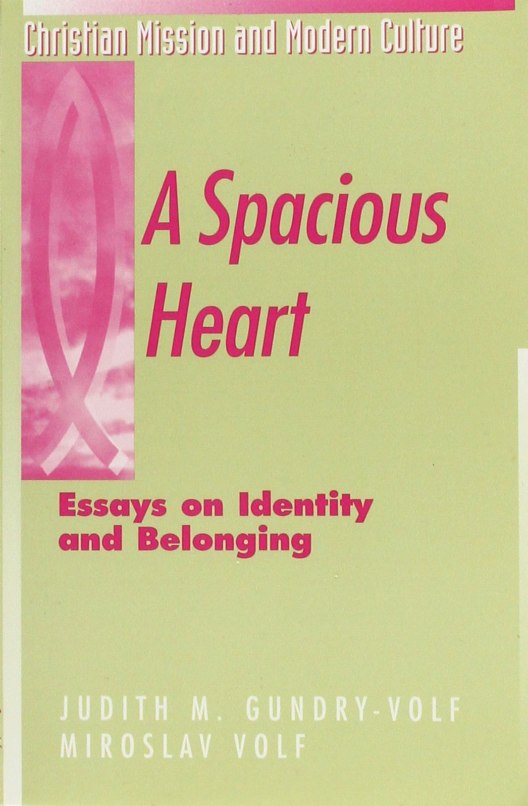 a spacious heart essays on identity and belonging