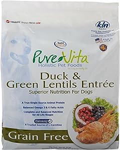 Purevita Grain Free Duck Dog Food 25Lb