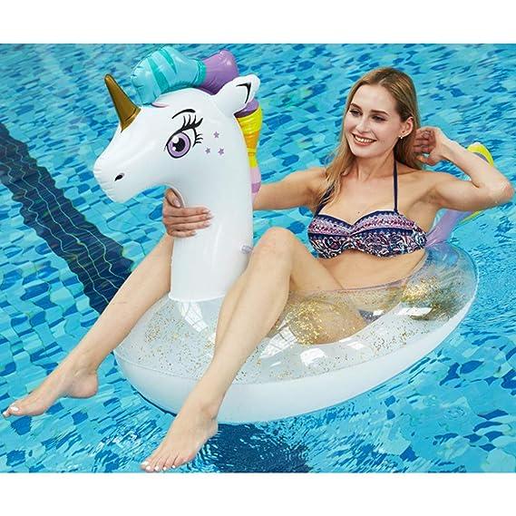 Amazon.com: DR.DUDU - Anillo hinchable para natación ...