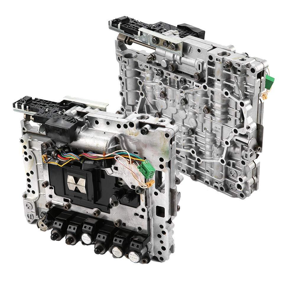 0260550002 RE5R05A Valve Body /& Solenoids Fit for HYUNDAI INFINITI KIA NISSAN Transmission Valve Body /& Solenoids