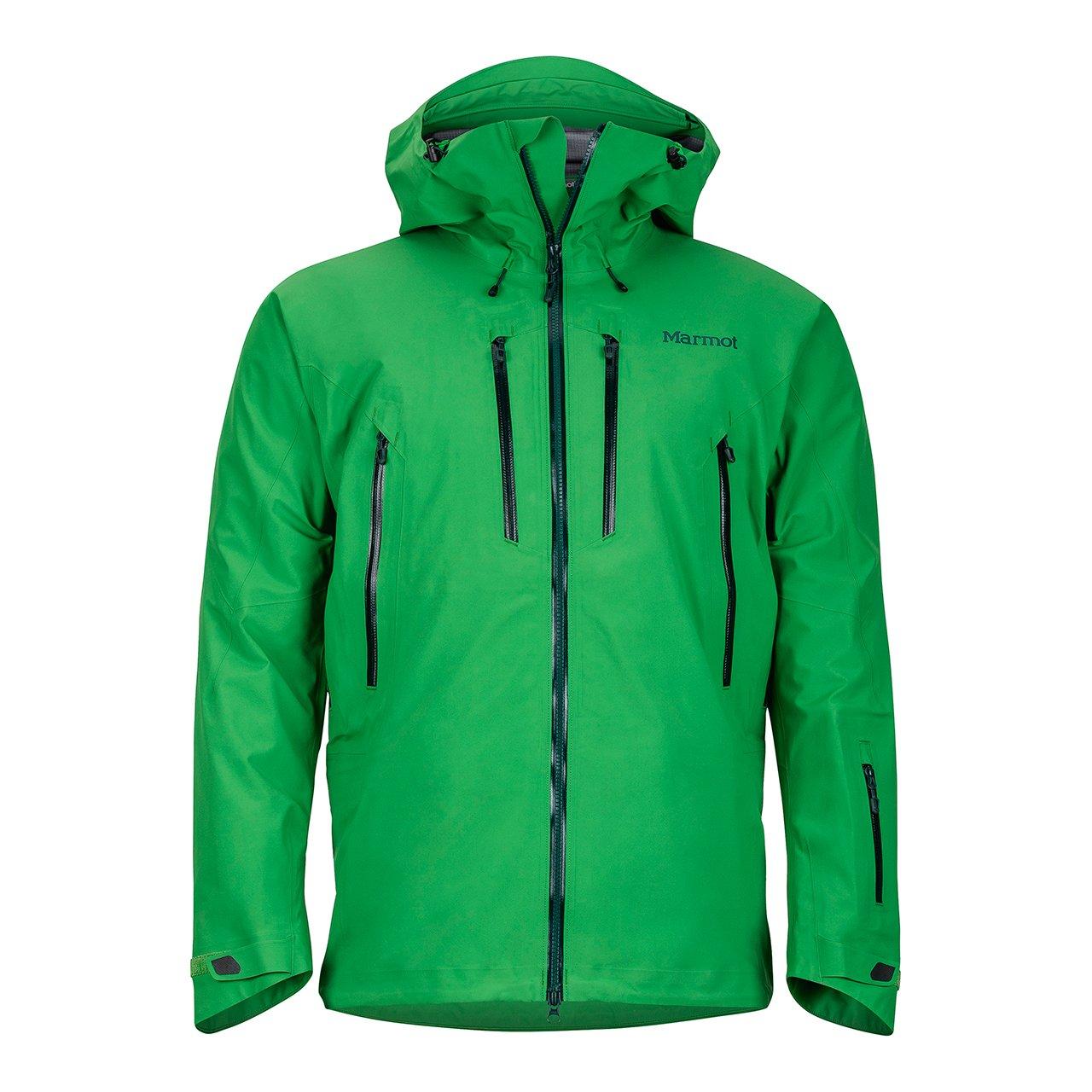 マーモット(Marmot) Alpinist Jacket M7J-F3037A B076GVP136 Small|ラッキーグリーン(4758) ラッキーグリーン(4758) Small