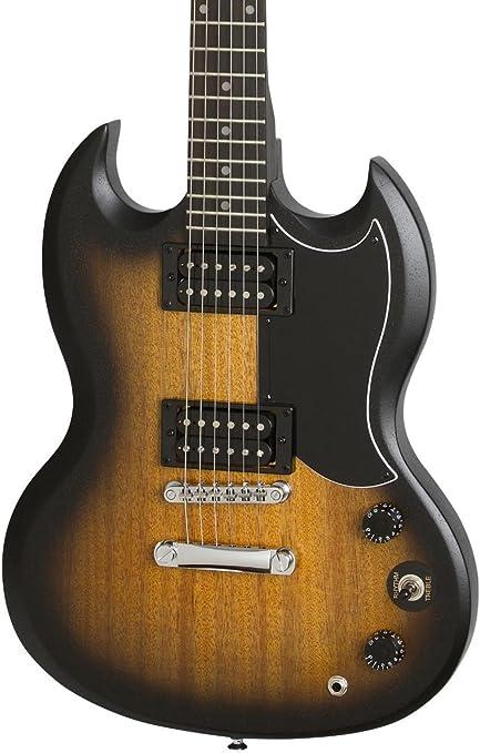 Epiphone SG Special VE VS · Guitarra eléctrica