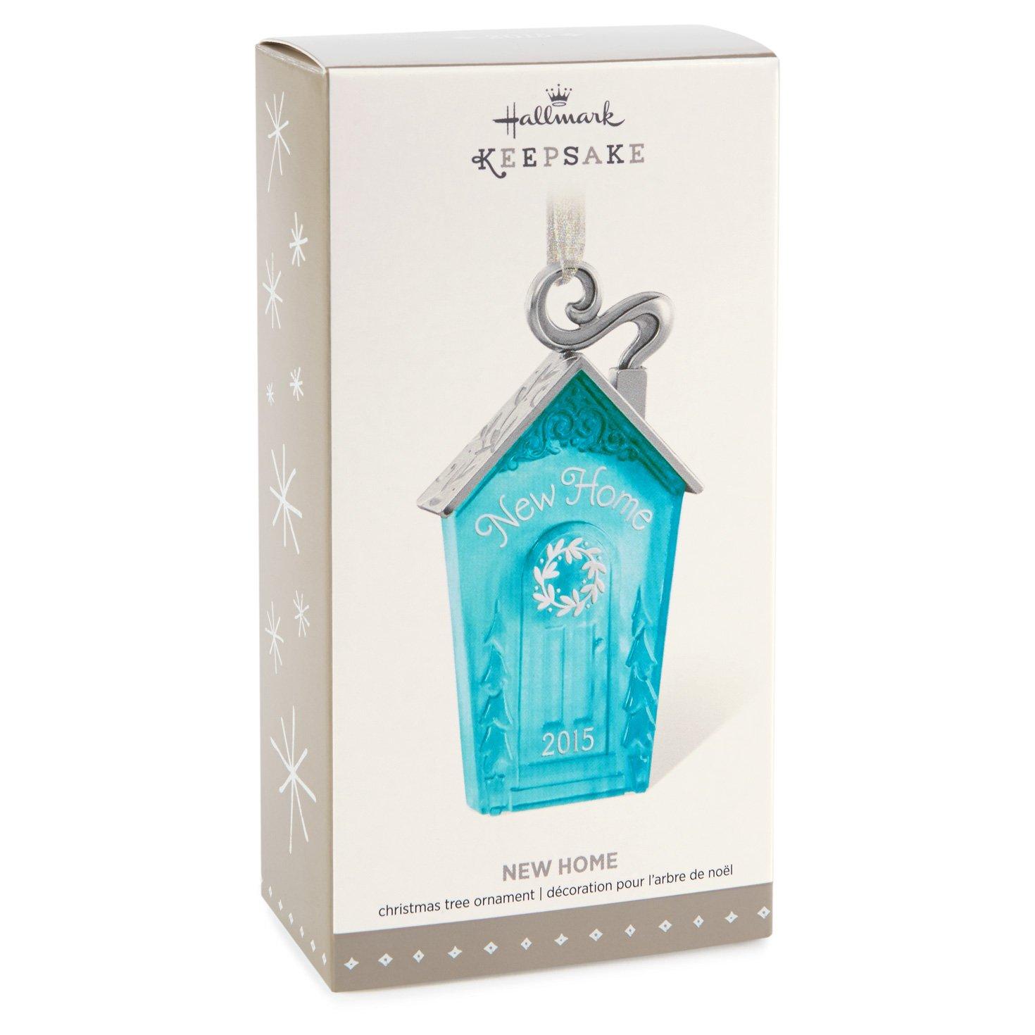 Amazoncom Hallmark Keepsake Ornament  New Home Home  Kitchen