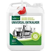 Ontkalker voor volautomatische koffiemachine capsule machine waterkoker - 10 liter canister incl. uitloop compatibel met…